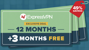 Coupon ExpressVPN