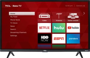 TCL Smart TV met Roku TV