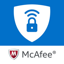 McAfee Safe Connect VPN